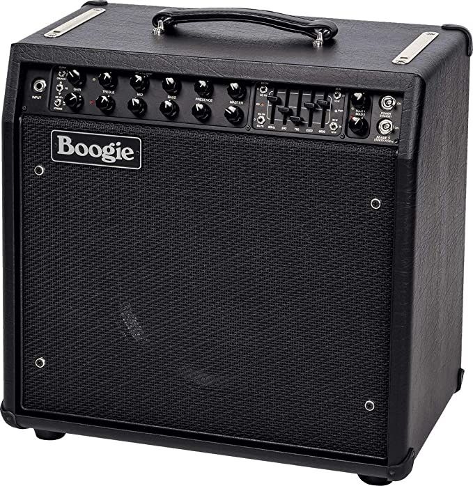 Mesa Boogie Mark Five:35 · Amplificador guitarra eléctrica: Amazon ...