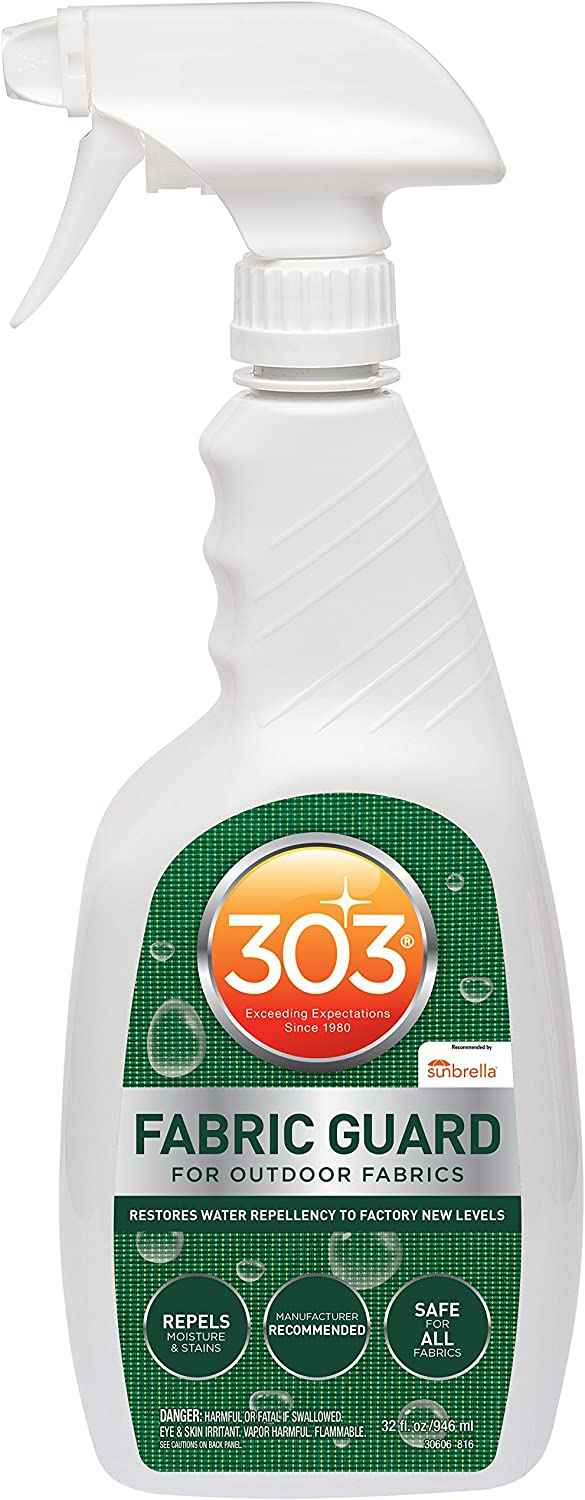 303 (30606) Fabric Guard, Upholstery Protector, Water and Stain Repellent, 32 fl. oz.