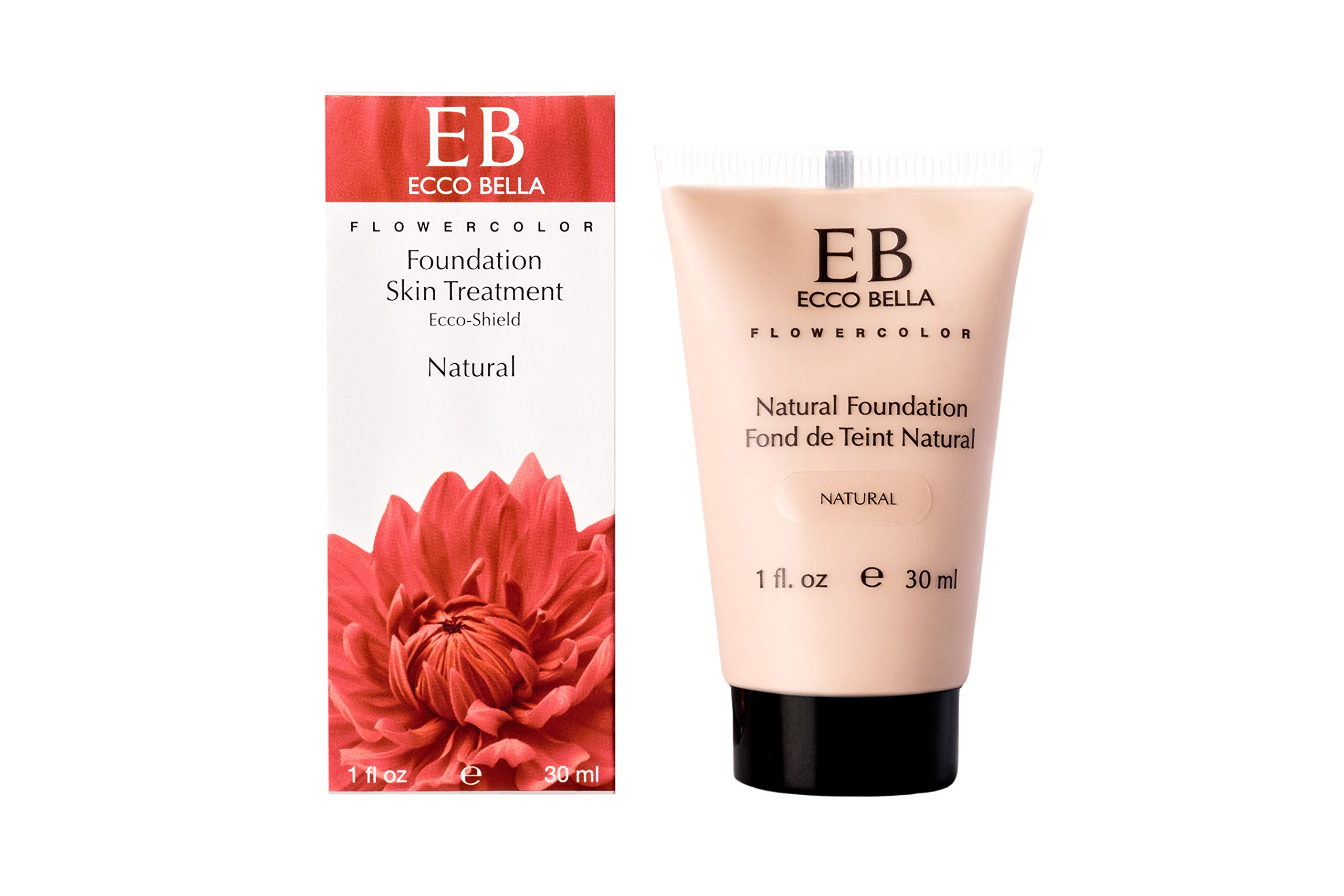 d7fb9682edb0ed Amazon.com   Ecco Bella Natural Liquid Foundation