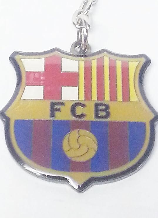 Amazon.com: F.C. Barcelona Schlüsselanhänger: Home & Kitchen