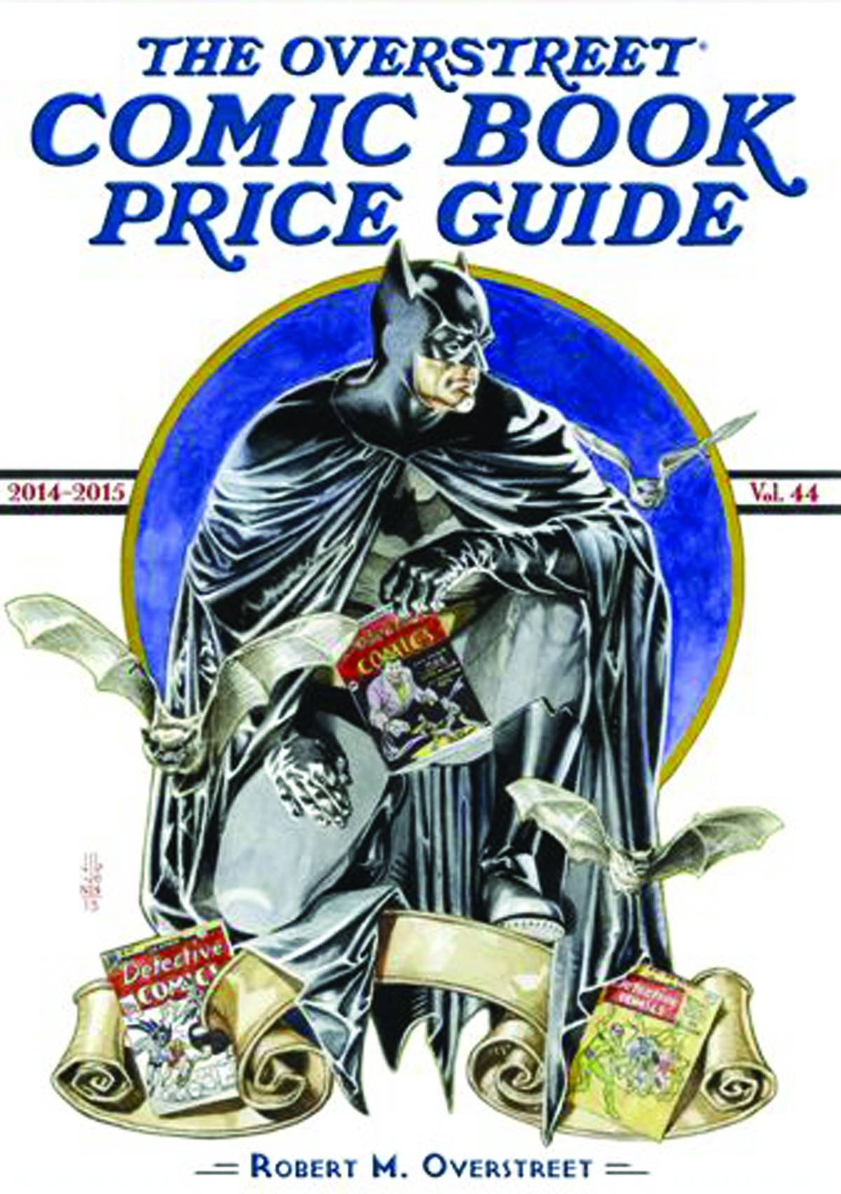 overstreet comic book price guide volume 44 robert m overstreet rh amazon com Robert M. Overstreet 2012 Overstreet Price Guide