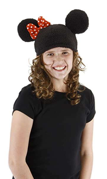 6db64b1d1ad27 Amazon.com  Disney Minnie Beanie  Clothing