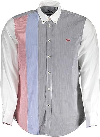 Harmont & Blaine CRD695T06912 - Camisa con mangas largas (talla XXXL): Amazon.es: Ropa y accesorios