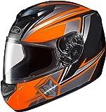 HJC CS-R2 Seca Full-Face Motorcycle Helmet (MC-6, Medium)
