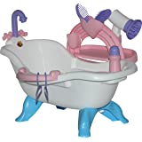 polesie 47267Puppe Bad Set Spielzeug