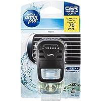 Ambi Pur Premium Clip Aqua Car Air Freshener, 7.5ml