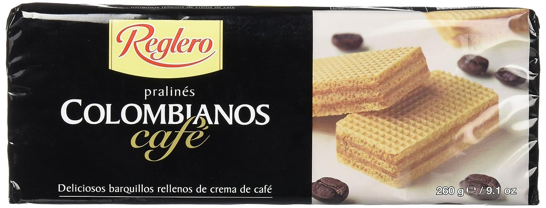 Reglero Galletas Colombianos - 3 Paquetes de 260 gr - Total: 780 gr: Amazon.es: Alimentación y bebidas