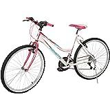 Benotto Bicicleta Alpina MTB Acero R26 21V Dama Sunrace Frenos V