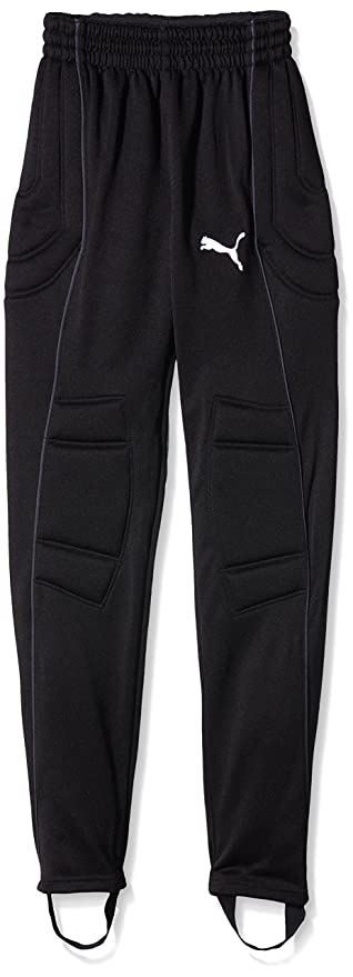 f48281debd5b Puma Men s Goalkeeping Trousers with Padding black-team charcoal Size XL