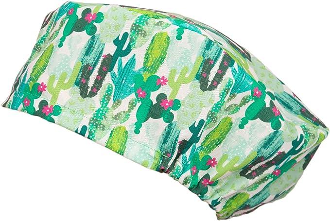 GORROS QUIROFANO UNISEX - Cactus: Amazon.es: Salud y cuidado personal