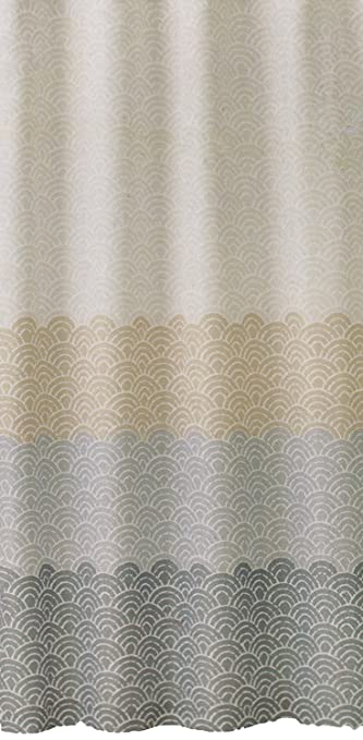 Amazoncom Better Homes And Gardens Ombre Shower Curtain Home - Better homes and gardens shower curtain