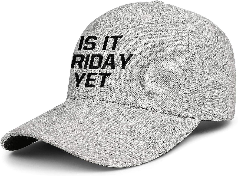 SHUPIA Im Just Here for The FoodUnisex TruckerWool Cap Adjustable SnapbackSummer Hat