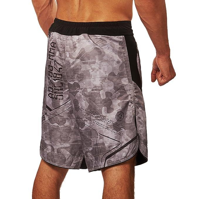Leone 1947 AB795 Short MMA Unisexe Adulte