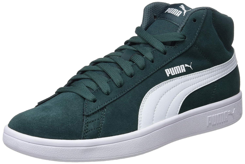 Puma Smash V2 Mid SD, Zapatillas Altas Unisex Adulto