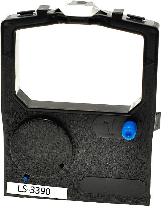 Ls Farbband Für Oki Ml3390 09002309 Schwarz Schwarz Kompatibel Zu 09002309 Bürobedarf Schreibwaren