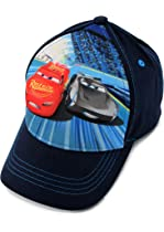 Disney Toddler Boys Cars Lightning McQueen 3D Pop Baseball Cap a572c61325eb