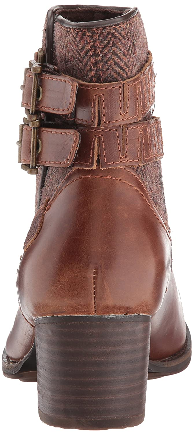 Caterpillar Women's Willa Tweed Boot B01MSYTHE8 5.5 B(M) US|Womens Brown Sugar