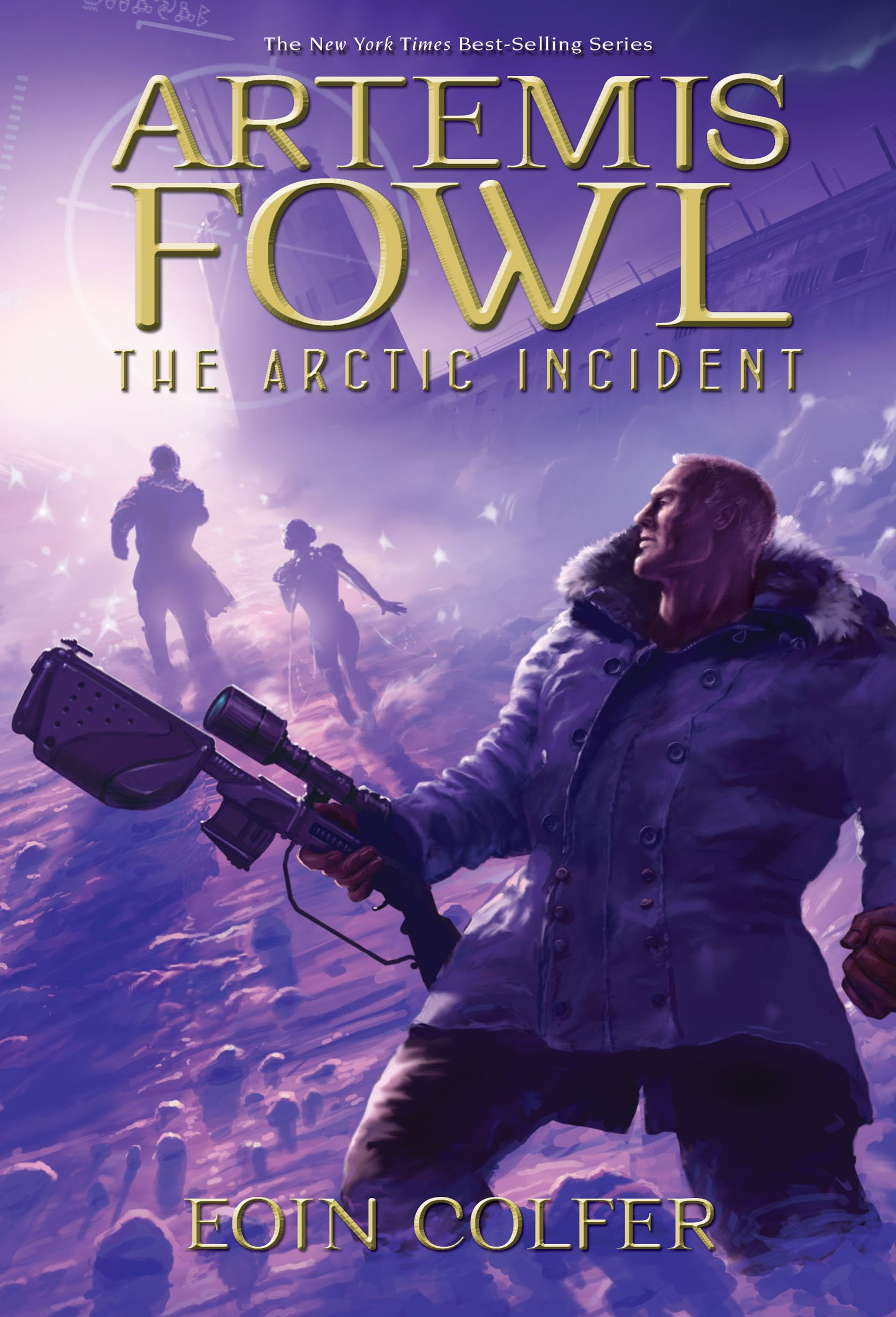 Download The Arctic Incident (Artemis Fowl, Book 2) ebook