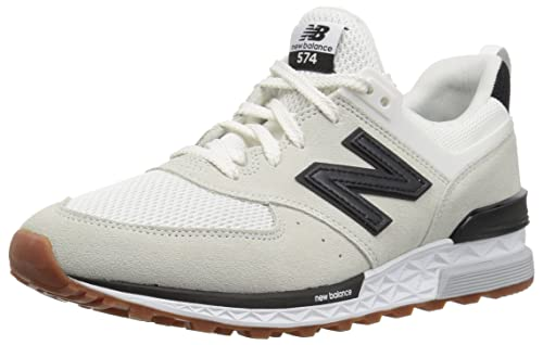 new balance 574 hombre blanco
