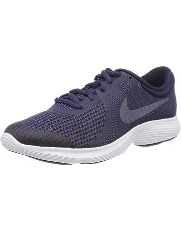 new concept c6989 a3a8e Nike Boys  Revolution 4 (Gs) Running Shoes
