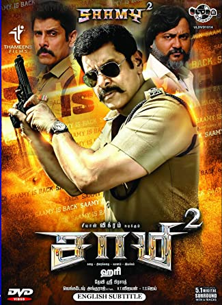 Saamy 2 (2019) HDRip Hindi Dubbed  thumbnail