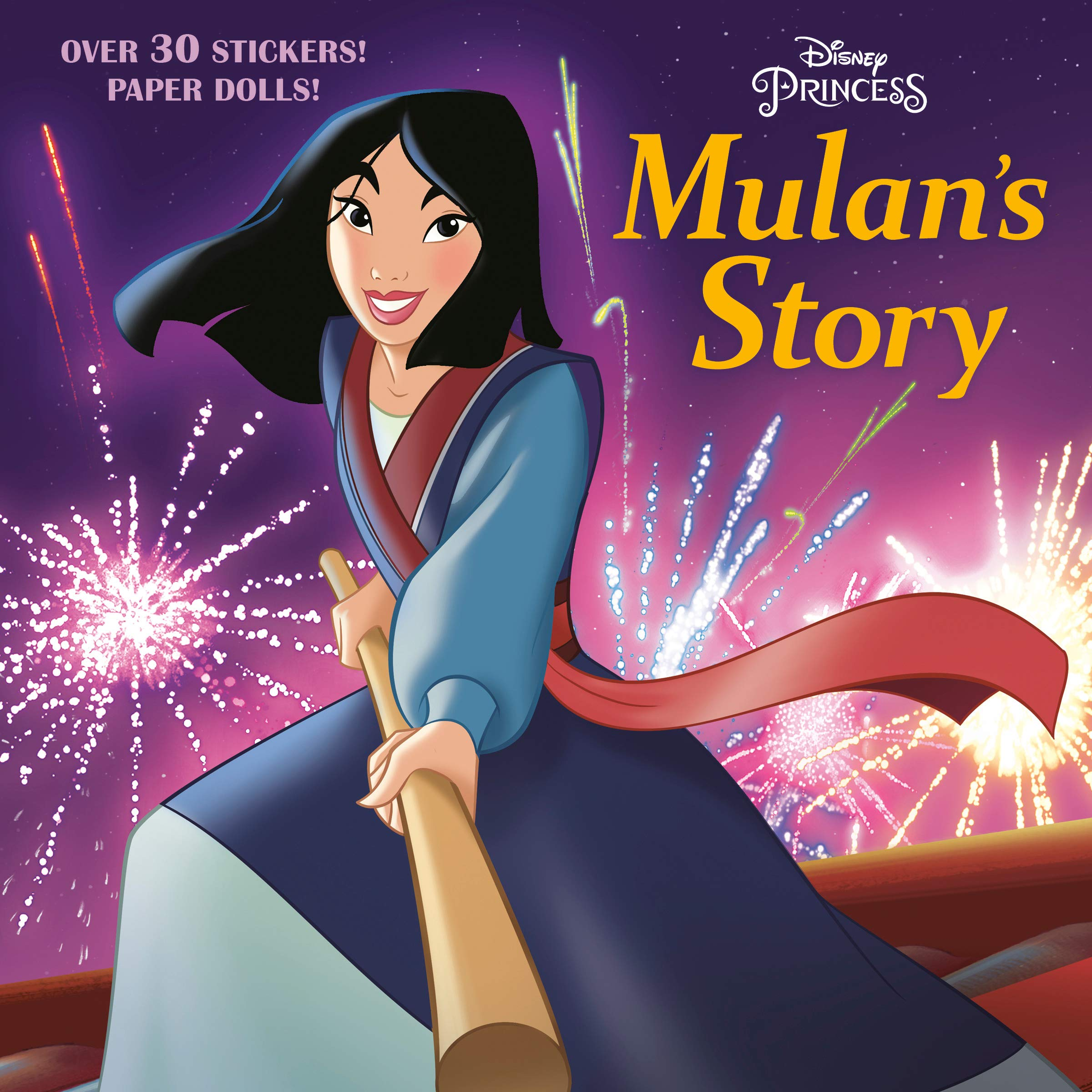 Mulan's Story (Disney Princess) (Pictureback(R)): Katschke, Judy, Disney  Storybook Art Team: 9780736440431: Amazon.com: Books