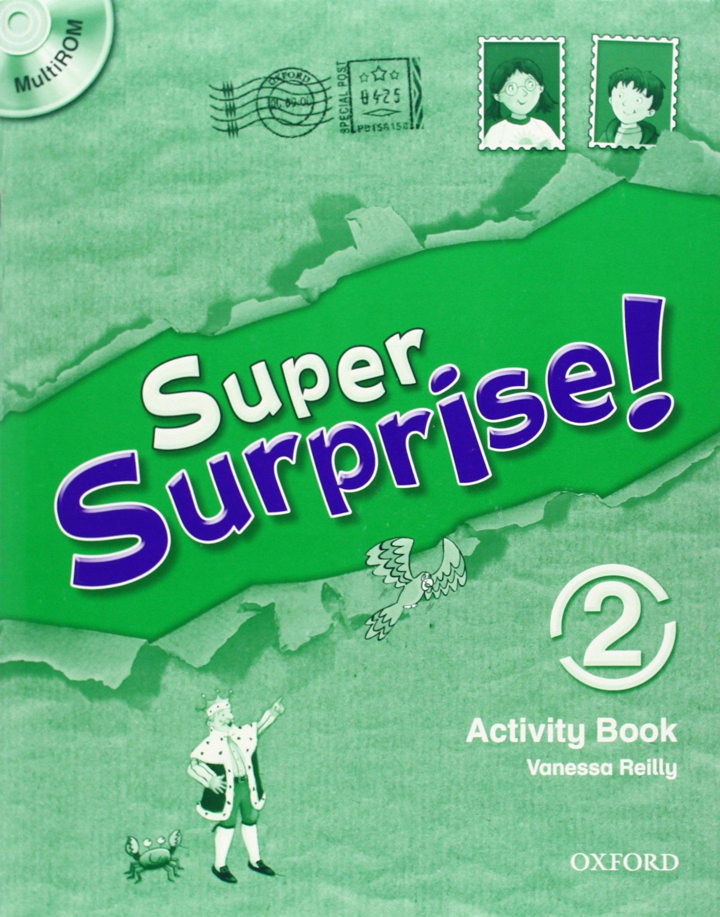 Read Online Super Surprise!: 2: Activity Book and MultiROM Pack pdf epub