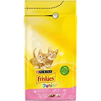 Purina Friskies Junior with Chicken, with Milk and with Vegetables 1.5kg