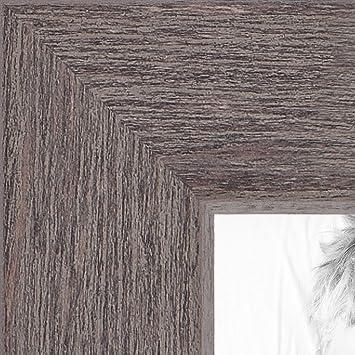 Amazoncom Arttoframes 14x17 Inch Gray Rustic Barnwood Wood