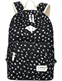 School Bookbags for Girls, Floral Backpack College Bags Women Daypack by Leaper