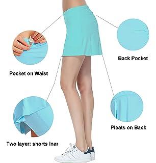 e8195e9f63 Honour Fashion Women Golf Underneath Shorts Skorts Running Tennis Skirt