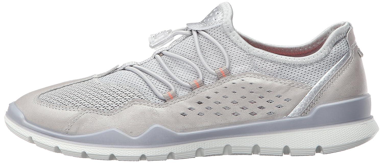 ECCO B0163GJE5Q Women's Lynx Fashion Sneaker B0163GJE5Q ECCO 42 EU/11-11.5 M US|Silver Grey/Concrete 7b4c09