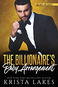 The Billionaire's Baby Arrangement: A Billionaire and Barista Love Story (Bad Boys and Babies Book 2)