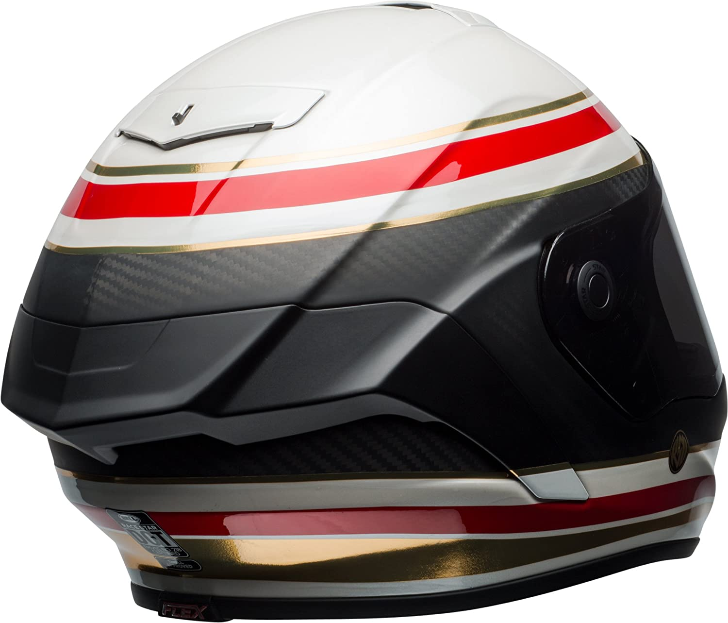 Amazon Bell Race Star RSD Formula Full Face Motorcycle Helmet