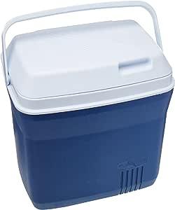 Rubbermaid Cooler / Ice Chest, 20-quart, Blue