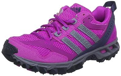 adidas Kanadia 5 TR W Trail Running Shoes Womens Pink Pink (Vivid Pink S13   f46600ec4