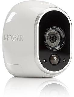 Arlo VMC3030-100EUS - Cámara de Seguridad y vigilancia IP 100% Libre de Cables