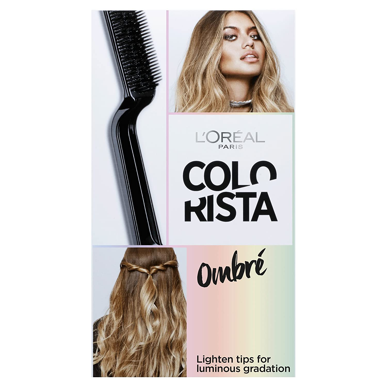 loreal ombre hårfarve