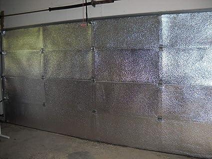 Us Energy Nasatech Pre Cut For 16 Panel 2 Car Garage Door
