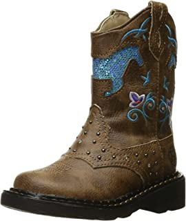 896767683a3 Amazon.com | ROPER Kids' Saddle Light - K | Boots