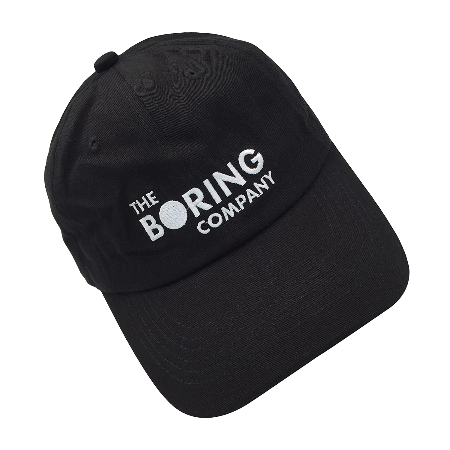 eff40e7f Amazon.com: binbin lin The Boring Company Cap Spacex Hat Dad Hat Baseball  Cap Mens Dad Hat for Men Black: Clothing