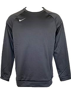 6b952f533aa Nike Men s Dri-Fit Crew Neck Sweatshirt Performance Long-Sleeve Sweatshirts
