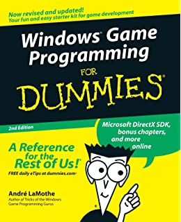 Read windows game programming for dummies, second edition | pdf books.