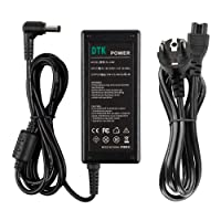 DTK Chargeur Adaptateur Secteur pour ASUS/Toshiba / Lenovo/MEDION: 19V 3,42A 65W Connecteur: 5.5 * 2.5mm Alimentation pour Ordinateur Portable