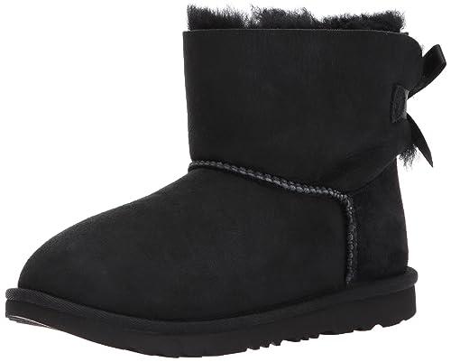e106890f68a UGG Kids K Mini Bailey Bow II Pull-on Boot