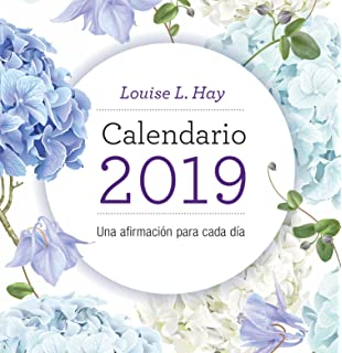Agenda Louise Hay 2019. Año de Conciliación (Kepler): Amazon ...