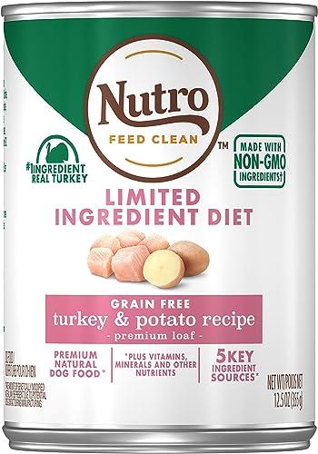 NUTRO Limited Ingredient Diet Adult Natural Wet Dog Food