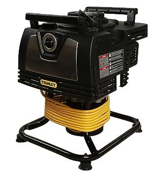 STANLEY 2250 Watts 140cc 5 HP Portable Generator with Bonus 25-Feet