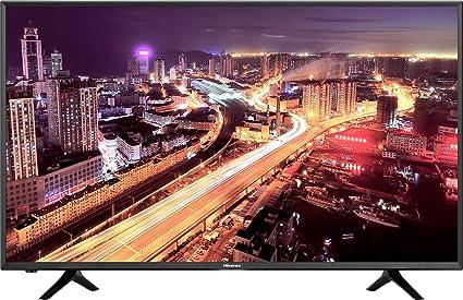 Televisor NEC5205 de Hisense (ultra HD, sintonizador triple, Smart TV): Amazon.es: Electrónica