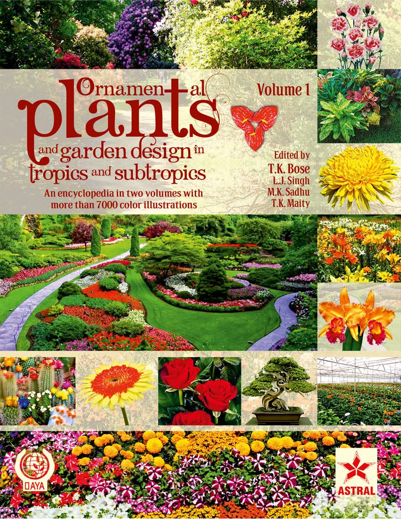 Ornamental Plants And Garden Design In Tropics And Subtropics 2